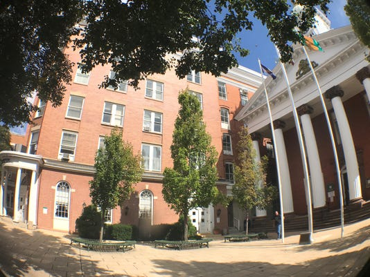 Commissioners Building