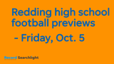 Must-know facts for six local football games.