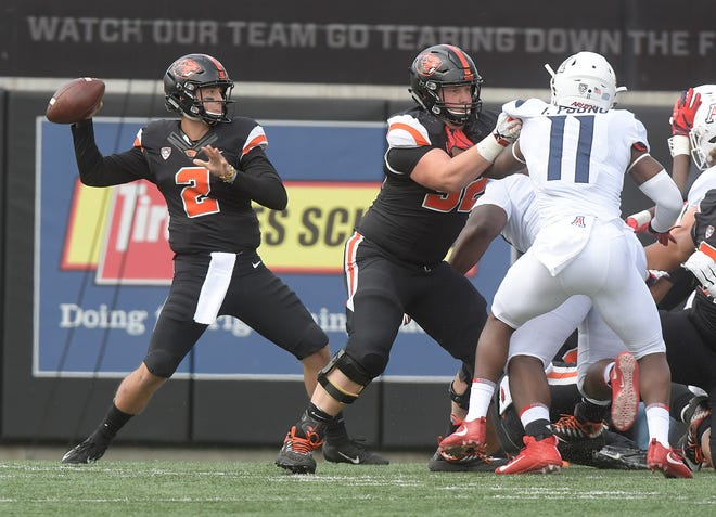 Oregon State quarterback Conor Blount and the Beavers offense wants to start quicker this week.