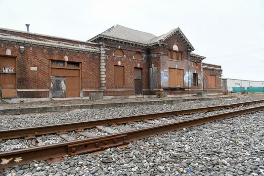 Bikepath Railroad 1