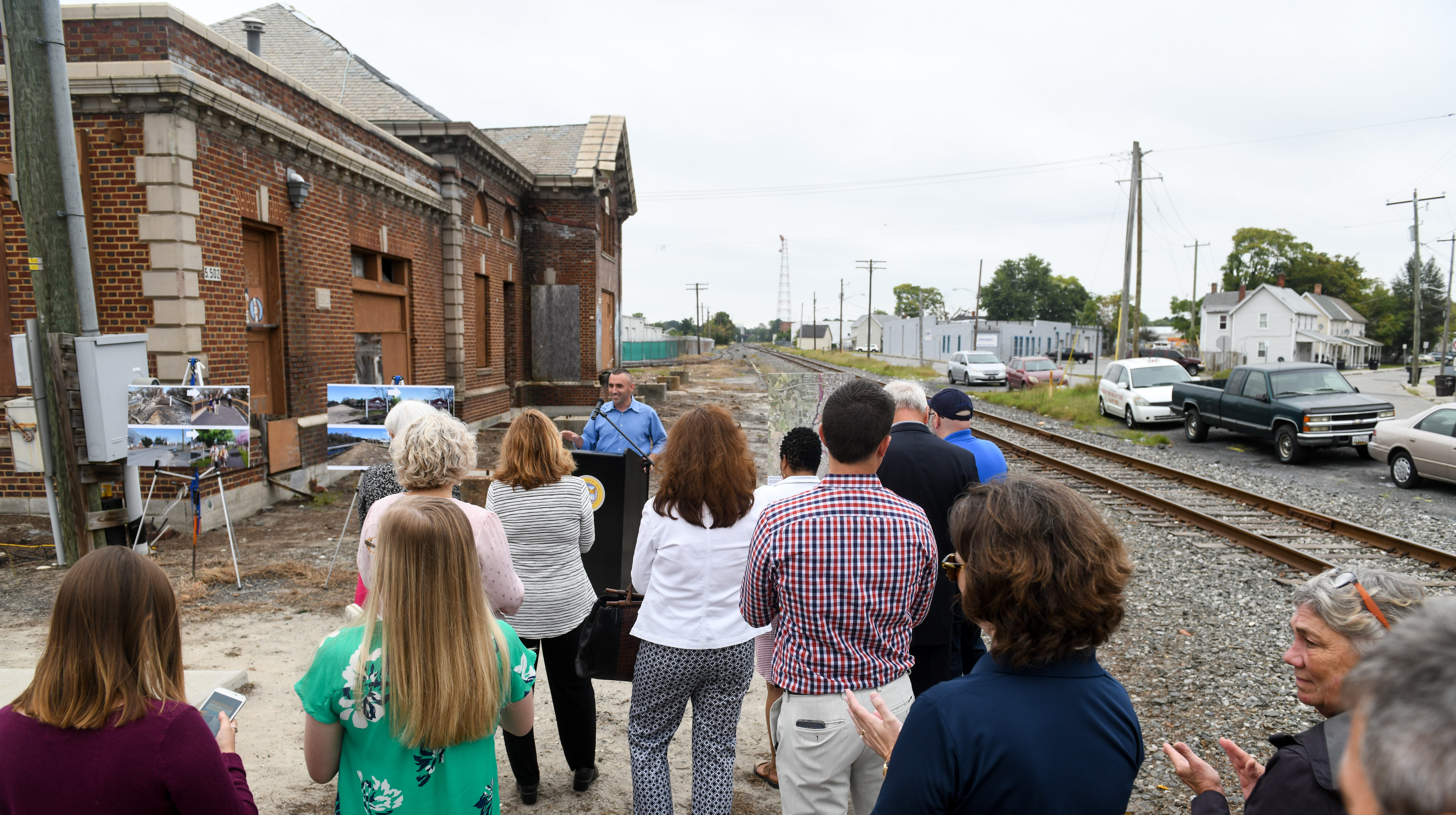 Salisbury rail-trail project fueled by state grant