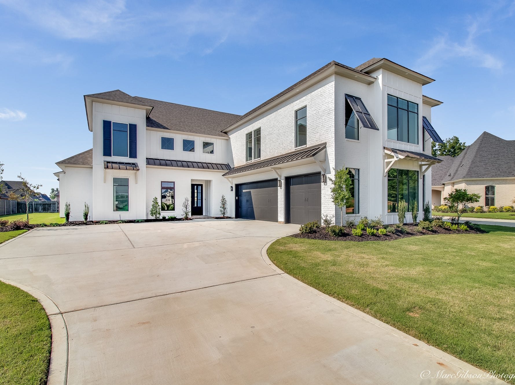 605 Caledonia Drive, Bossier City  Price: $504,000  Details: 4 bedrooms, 3 bathrooms, 3,150 square feet  Special features: Beautiful new build with latest trends,  open kitchen, tray ceilings, barn doors, free standing tub.  Contact: Tammi Montgomery, 540-6108