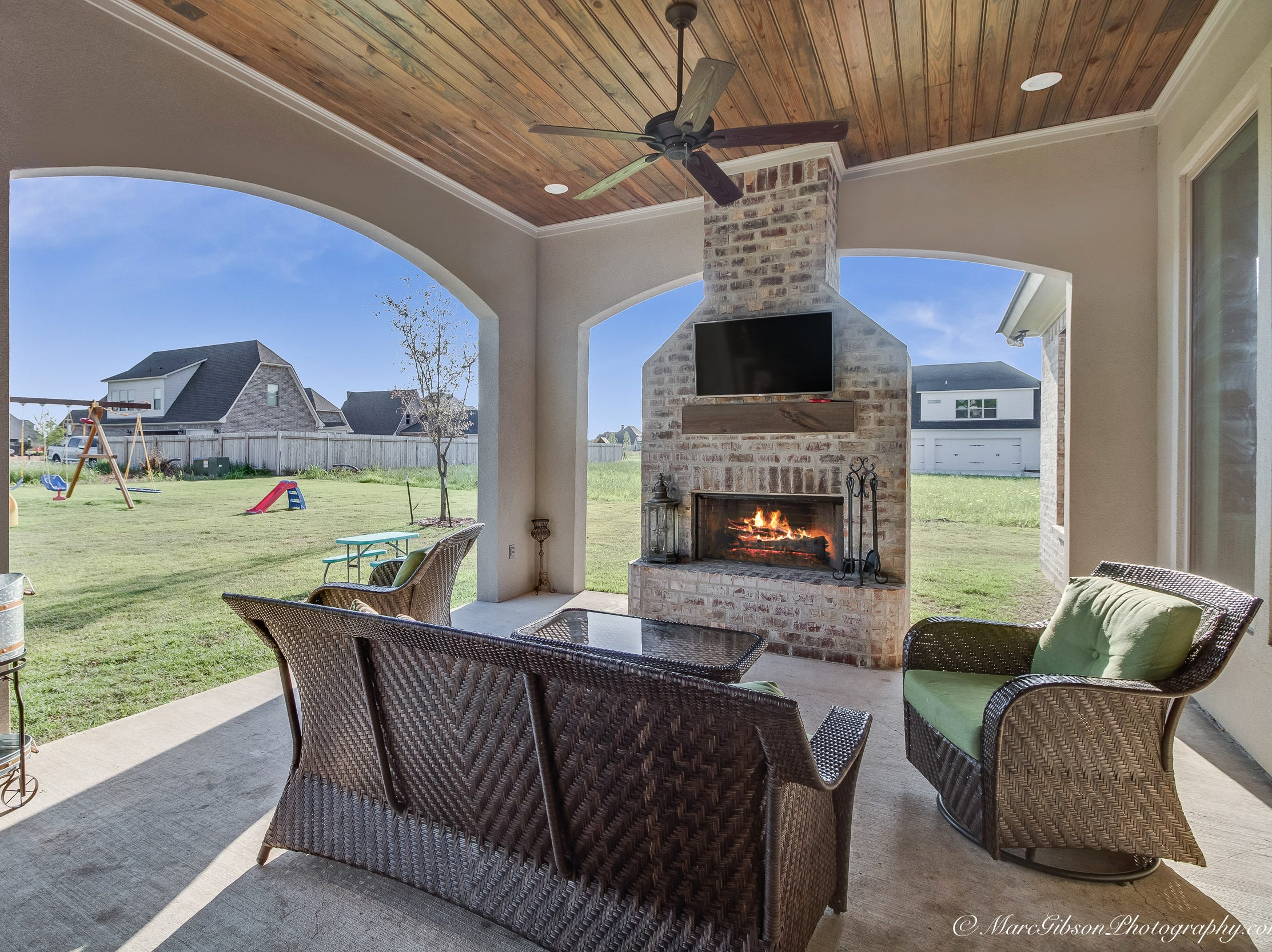 312 Grist Mill Drive,   Benton  Price: $499,900  Details: 4 bedrooms, 4 bathrooms, 3,123 square feet  Special features: Soaring ceilings, all-white kitchen, covered entertaining patio with outdoor kitchen.  Contact: Brittany Shepherd, 218-2450