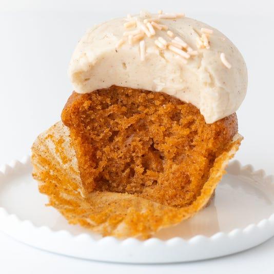 Pumpkin Cupcake Buttercups