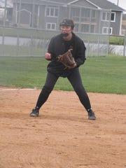 Third base, Zoe Mortrude