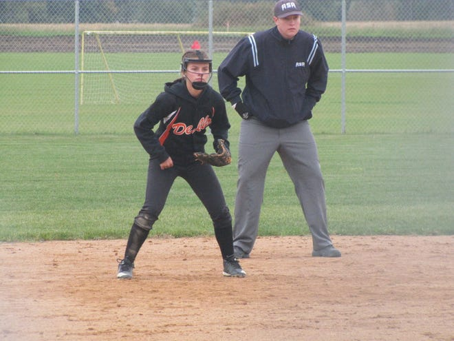 Shortstop, Olivia Stelzer