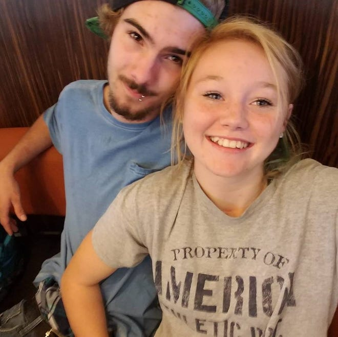 Ethan Daniel Long and Kaitlyn Ann Barlow, both 16, have been missing from Sparta since the weekend.