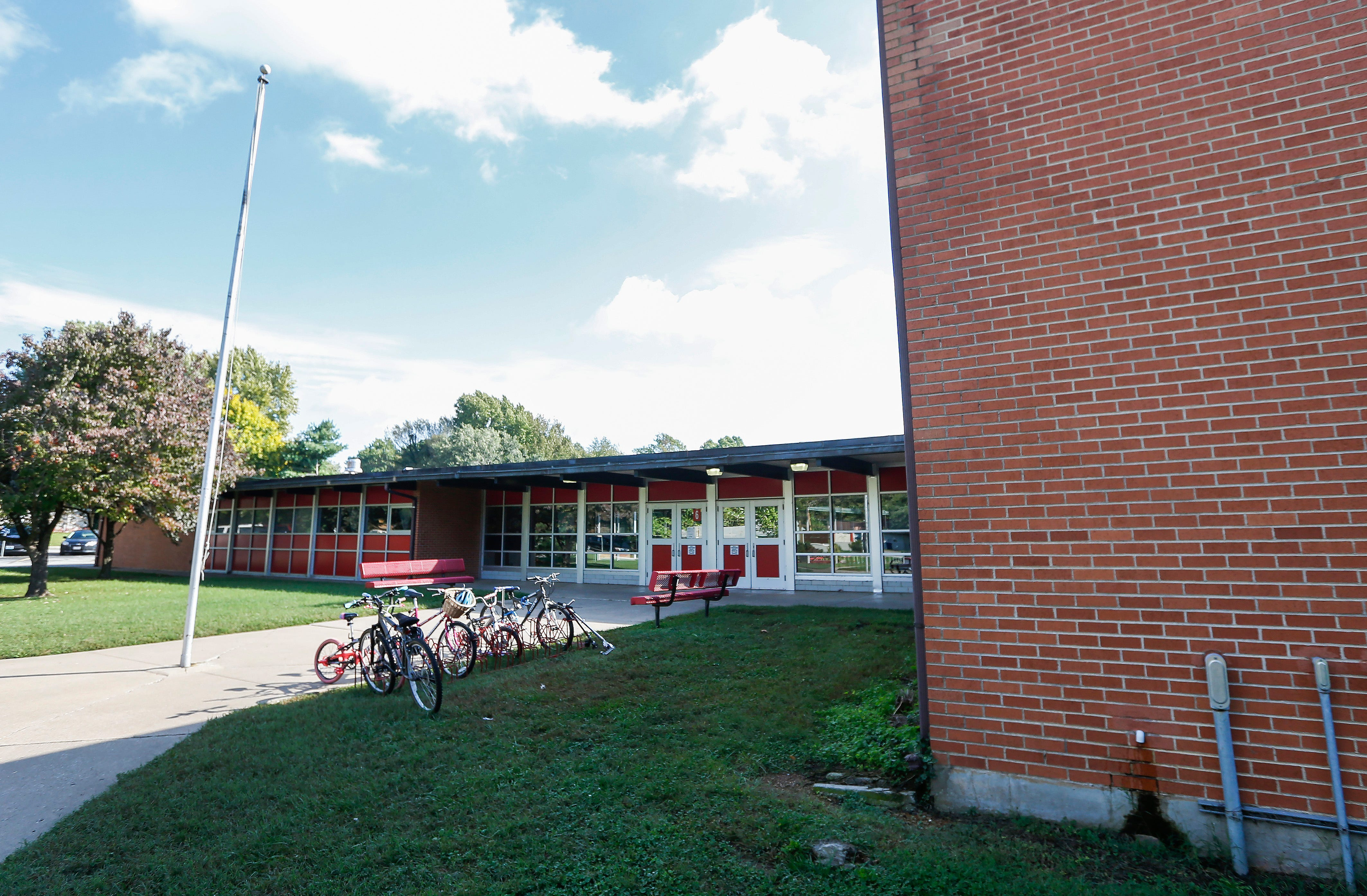 Pershing Elementary School.