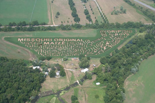 The Verona Corn Maze and Zombie Harvest is open for the season. Proceeds benefit GRIP Boys Home.