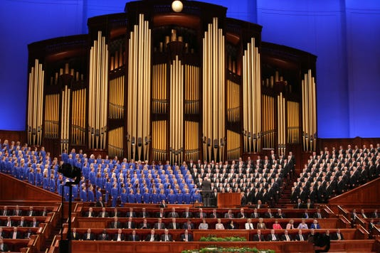 LDS choir