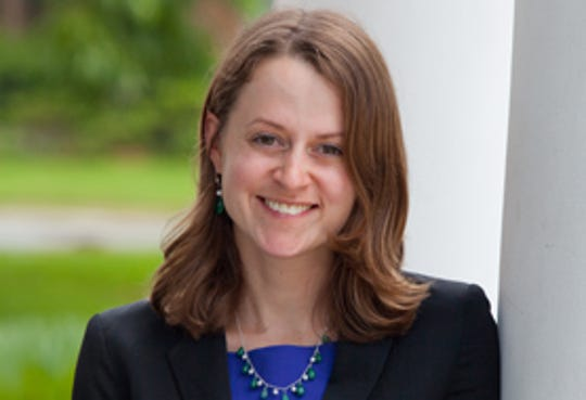 Florida State University College of  Law Professor Mary Zeigler.