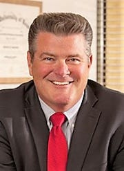 Tedd Mitchell was named new chancellor of the Texas Tech University System.