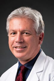 Dr. Alan Tyroch, professor and founding chair of surgery at Texas Tech University Health Sciences Center El Paso.