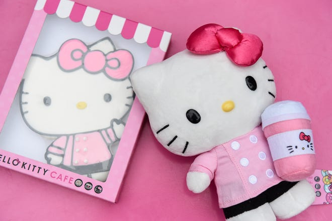 Get your fill of Hello Kitty items Oct. 13 in El Paso