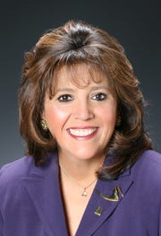 Cindy Ramos-Davidson, CEO of the El Paso Hispanic Chamber of Commerce.