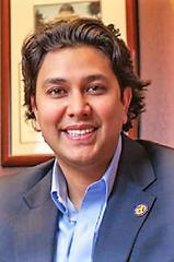 Frank Spencer III, president and owner of Aztec Contractors.