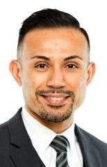 Javier Camacho, El Paso Electric public relations specialist.