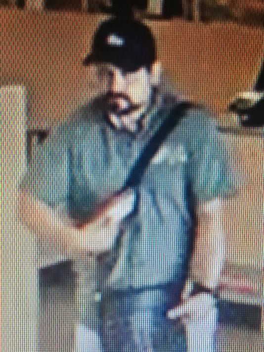 Fillmore Burglary Suspect 1