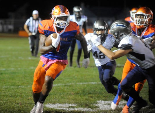Football Millville Vs Timber Creek