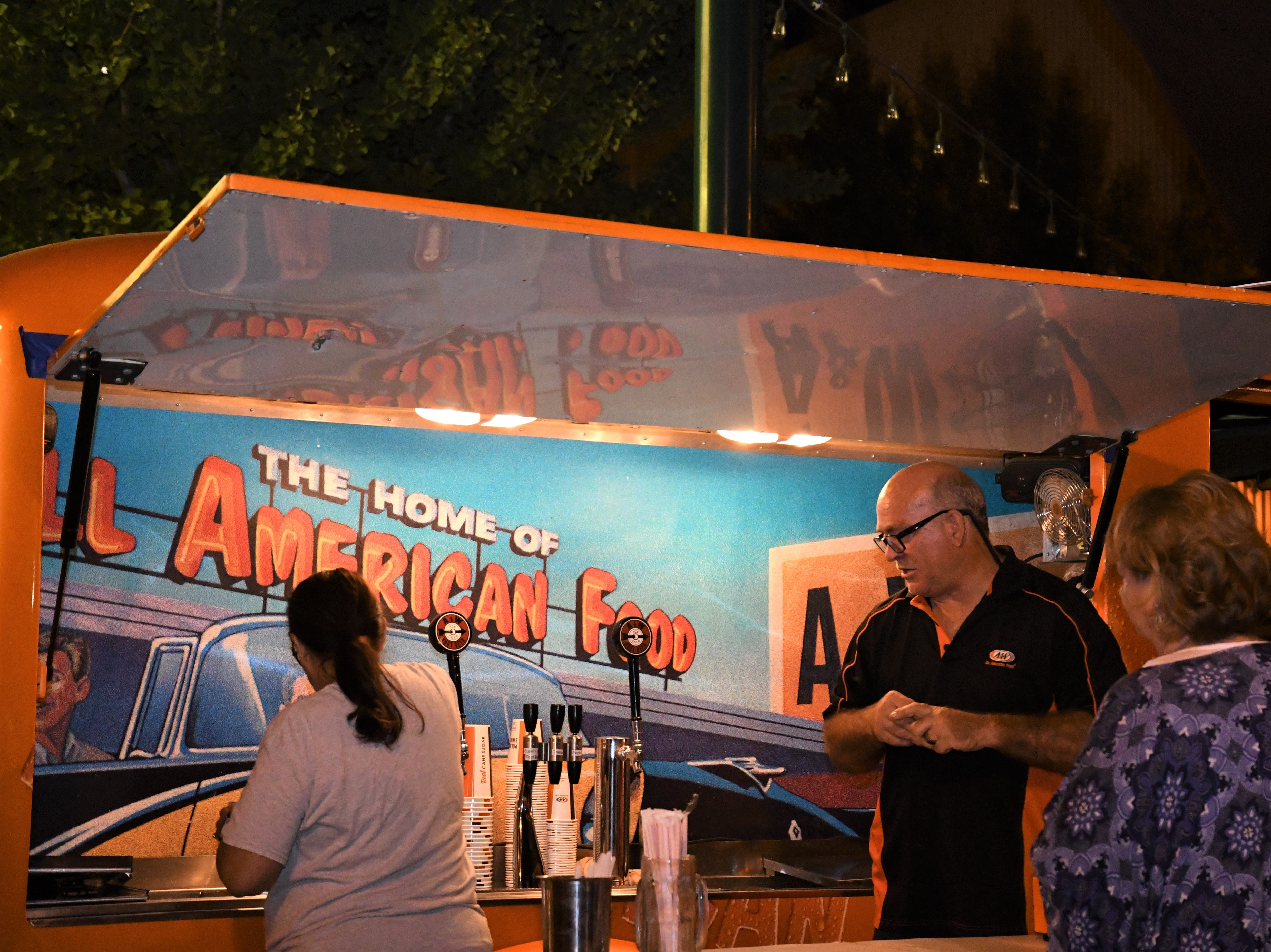 The A&W Root Beer Truck makes a welcome return to Taste of Downtown.