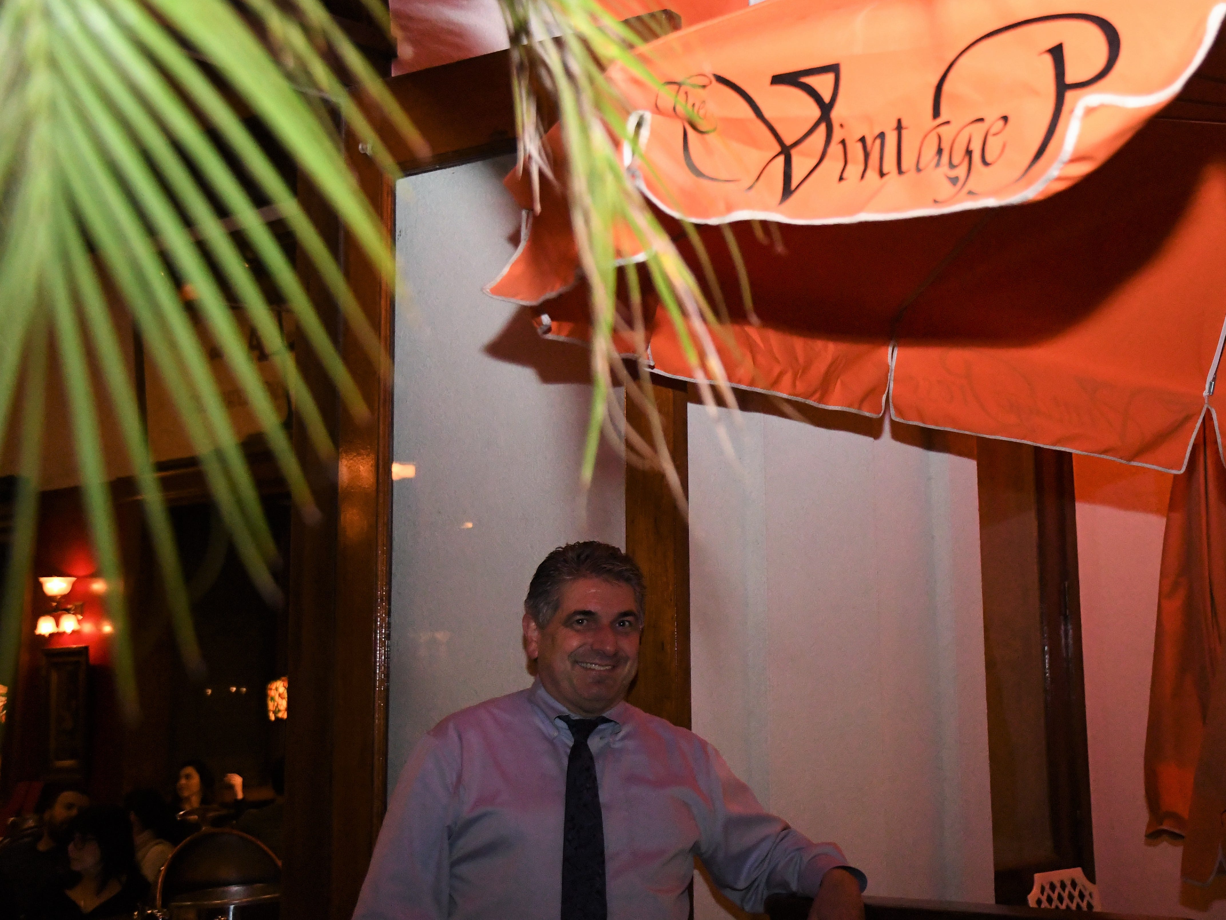 Vintage Press owner David Vartanian celebrates 25 years with Taste of Downtown.