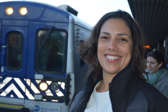 David McKay Wilson/The Journal News MTA board member Veronica Vanterpool, a Westchester-based transportation consultant