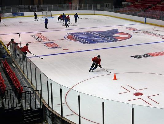 Wf Force Hockey Practice 3