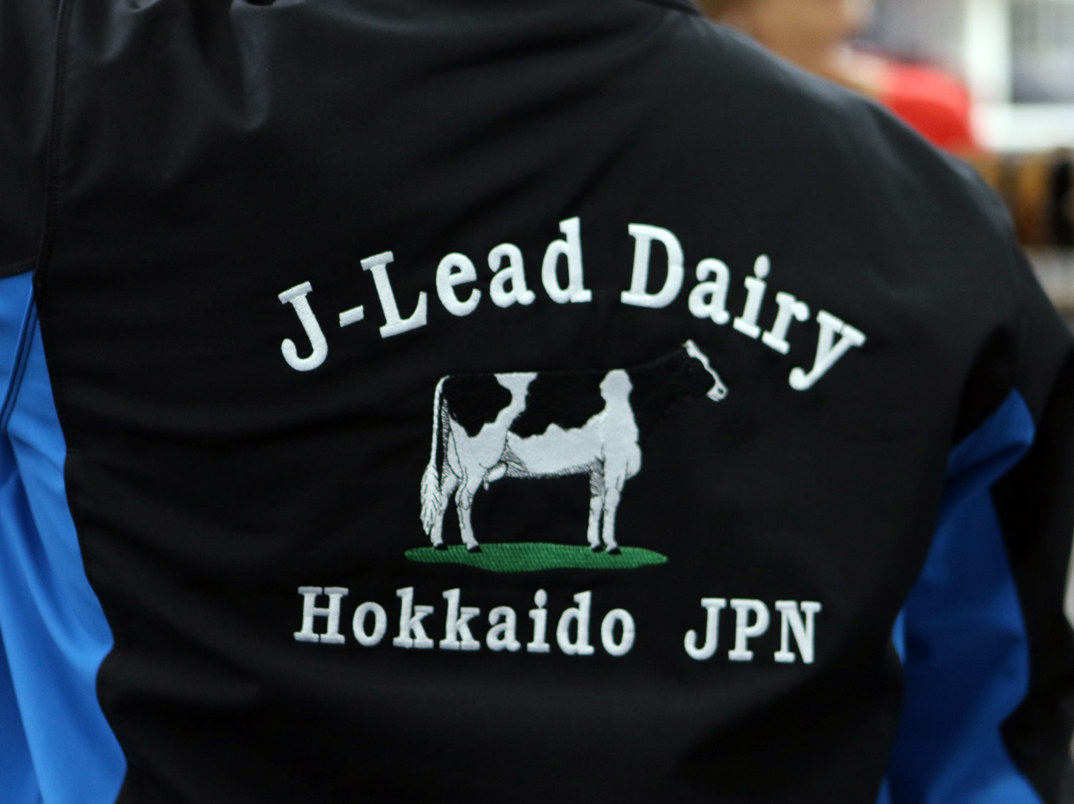 Farmers from all over the world attend World Dairy Expo in Madison.