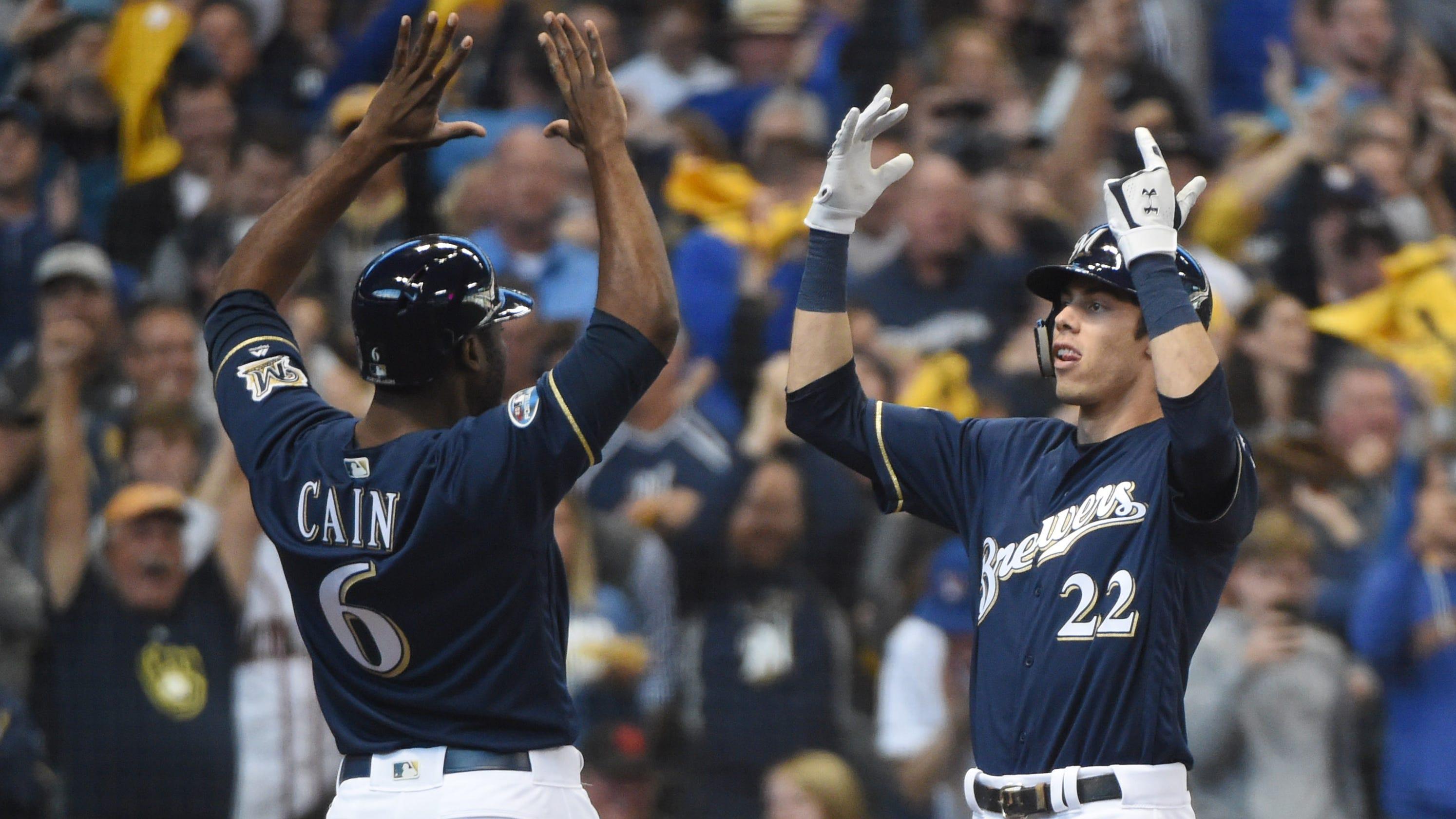 MLB playoffs: Trading Christian Yelich a move Derek Jeter