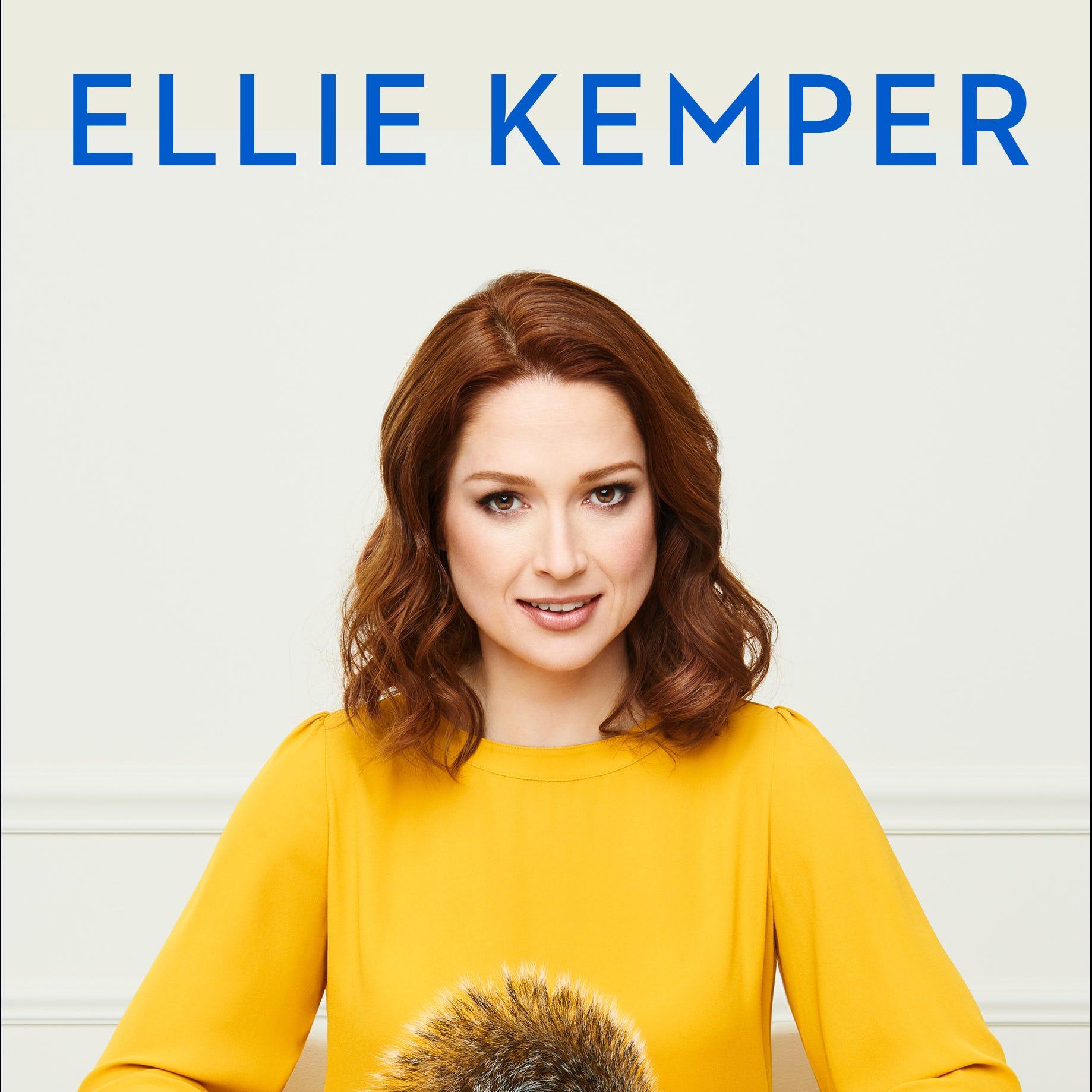 """My Squirrel Days"" by Ellie Kemper"