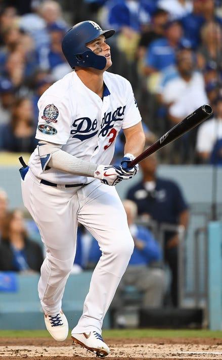 Mlb Nlds Atlanta Braves At Los Angeles Dodgers