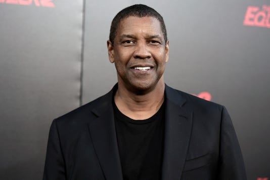Ap Film Afi Denzel Washington A Ent File Usa Ca