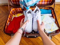 Unpacking hacks: What to take out of your bag when you arrive and what to leave in