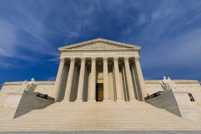 The Supreme Court will hear cases next week on immigration, crimes involving firearms, and product liability.
