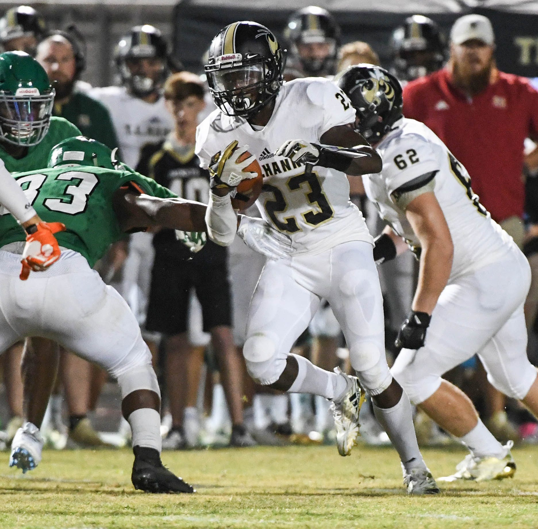 T.L. Hanna could win region title this week, plus four other storylines for Week 9