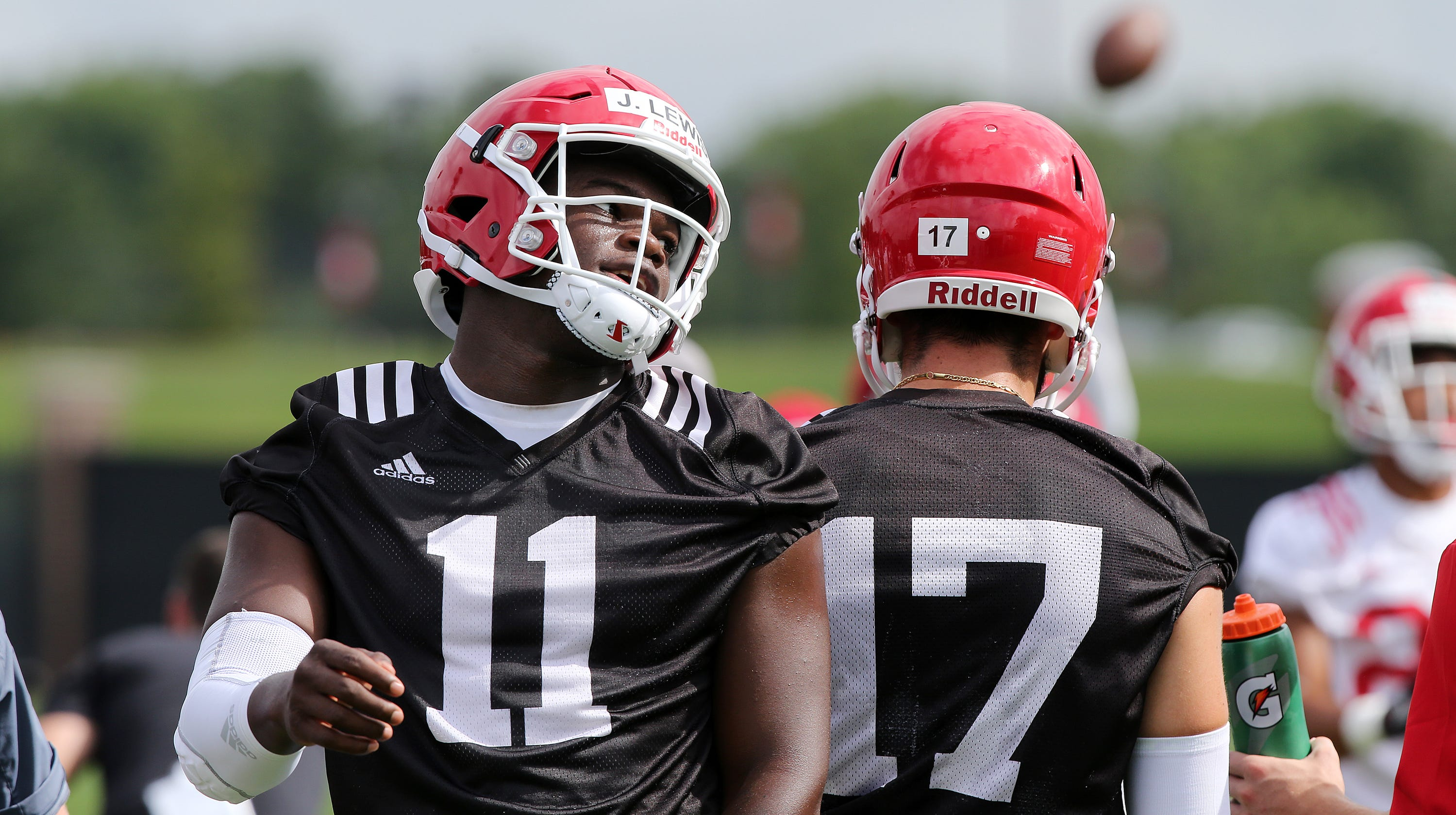 Rutgers football: Johnathan Lewis was NJ's top QB  Now, he