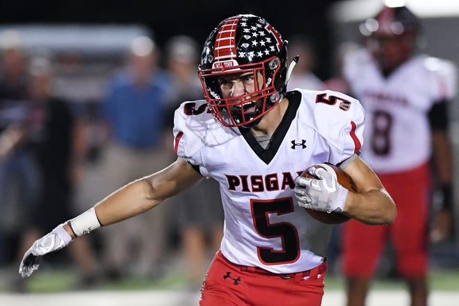 Pisgah defeated Hendersonville on Friday night.