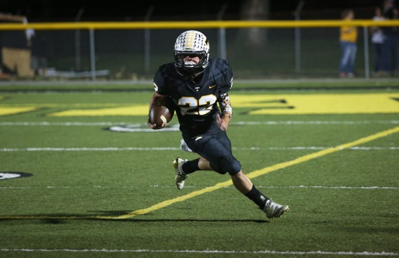 Tuscola held on for a 15-14 win over North Buncombe on Friday.