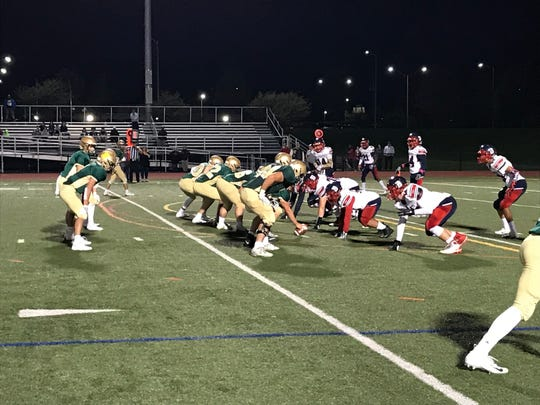 Vestal, shown here last season against Binghamton, along with Walton will be part of a three-way scrimmage Saturday at Windsor.