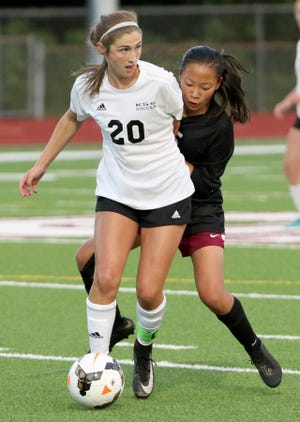 Klahowya soccer player Alyssa Peters is the Kitsap Sun girls soccer player of the year for 2018. Peters helped lead the Eagles to league and district titles and a berth in the state semifinals.