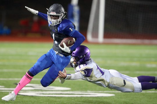Most football games in the Olympic League this season will begin at 6:30 p.m. Olympic High athletic director Nate Andrews said the league opted for earlier start times in order to allow players, coaches and school personnel to get home earlier on Friday nights.