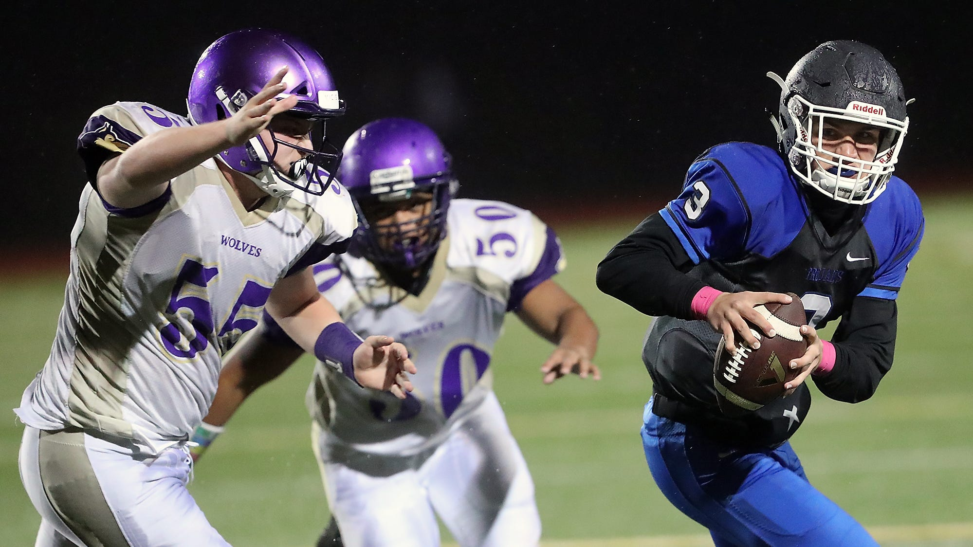 Game of the Week: Playoff feel comes early for Trojans, Knights