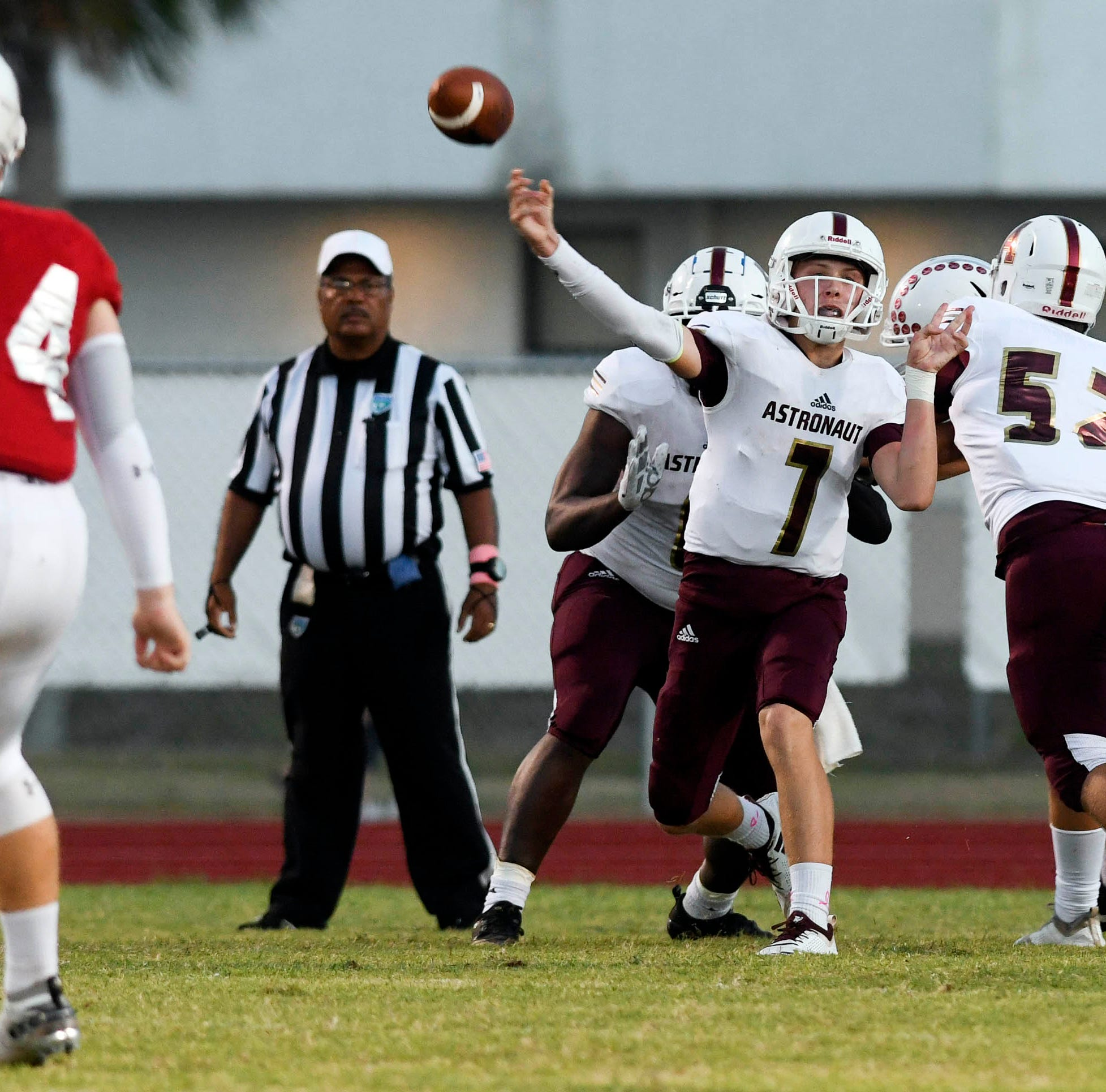 Live scoreboard: High school football Week 9