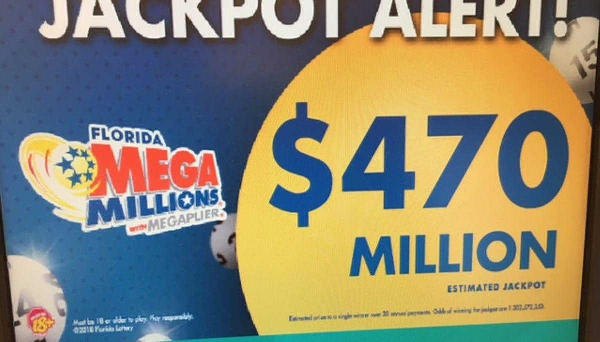 Mega Millions Powerball Jackpots Growing