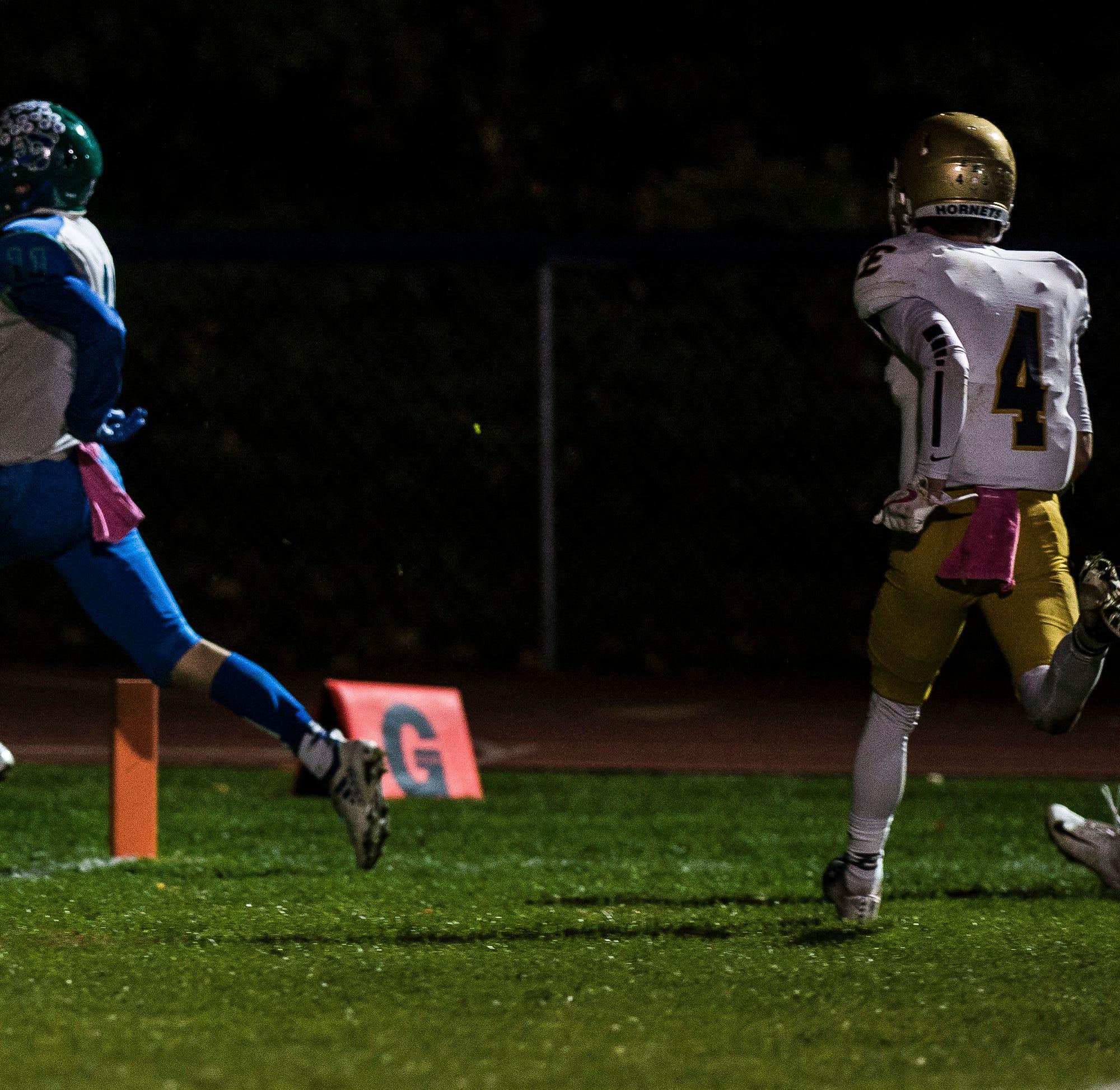 Live updates: Vermont high school football Week 7 scoreboard