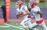 The Triton High School football team defeated Cherry Hill West, 26-14, on Friday, Oct. 5, 2018.