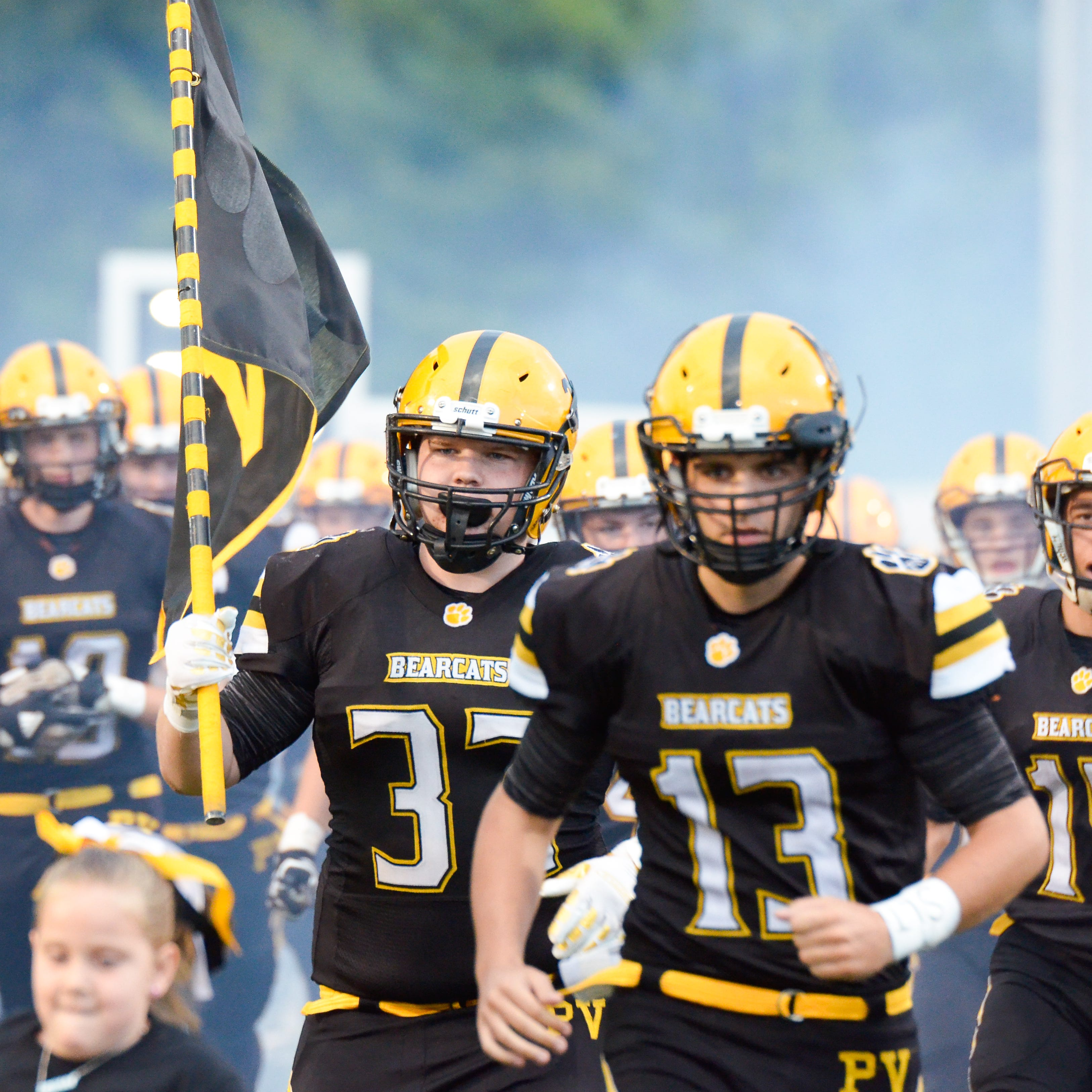 OHIO HS FOOTBALL: Four things to know about Southeastern's, Paint Valley's SVC matchup