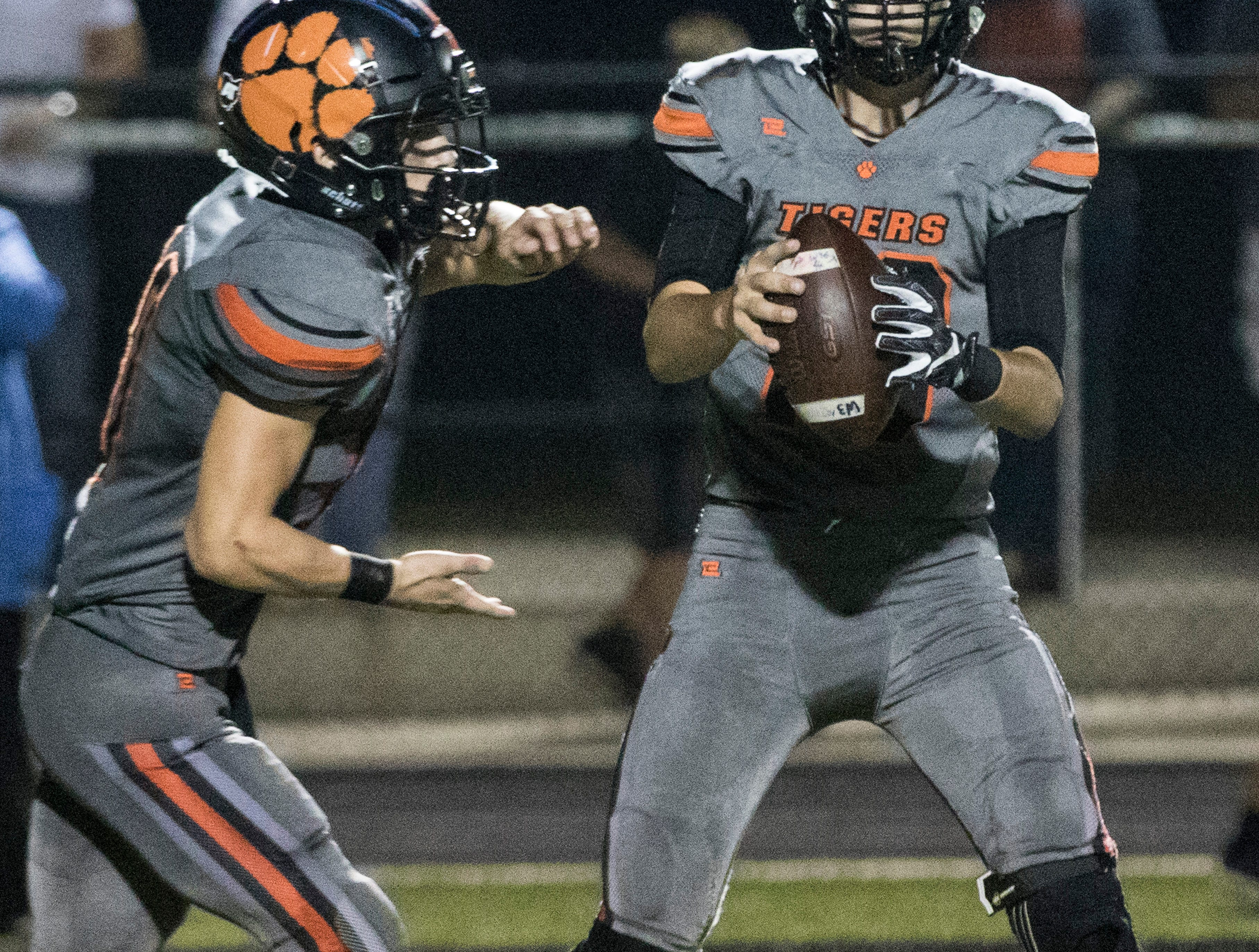 Wheelersburg defeated Waverly Friday night 49-0 in Waverly, Ohio.