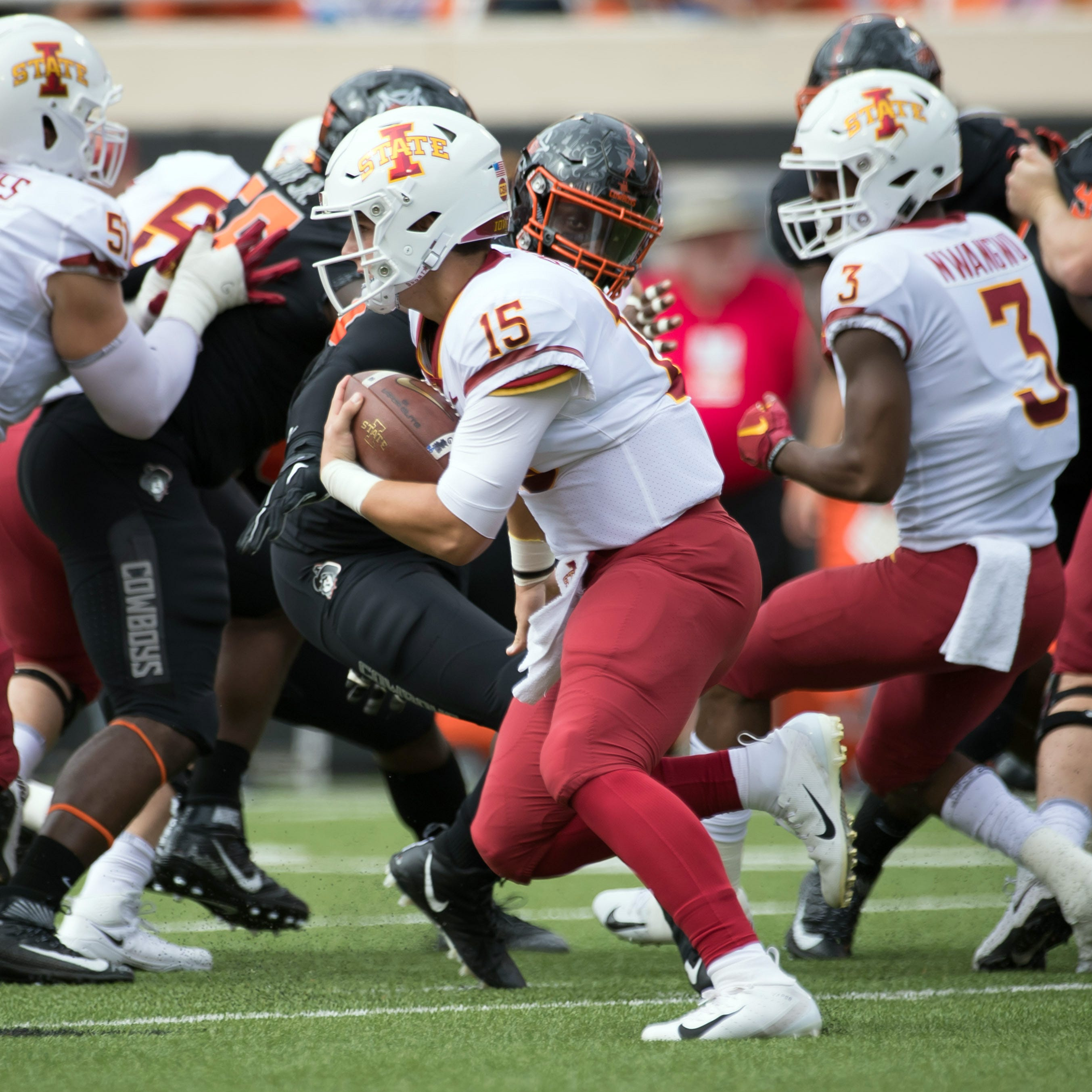 Peterson: Purdy opens up Iowa State's offense like it hasn't been opened since the early 2000s