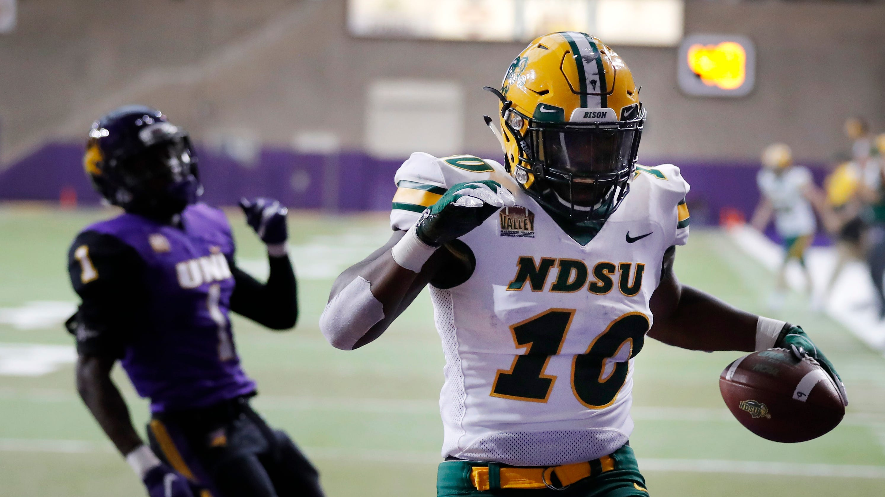 UNI football: What we learned from No. 1 North Dakota ...